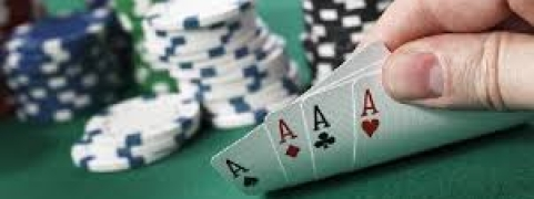 Four gamblers arrested in down town Srinagar
