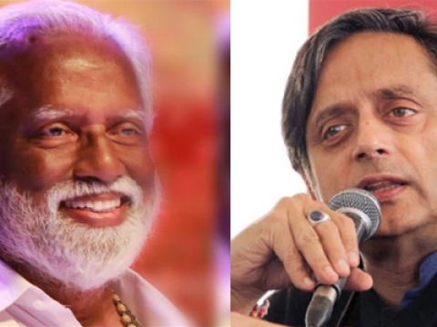 RSS has its say, Kummanam set to pose Tharoor big challenge cheering LDF