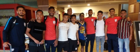 India U-23 National Team camp kicks off in Goa