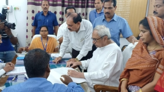 Naveen files nomination for second Assembly seat- Bijepur