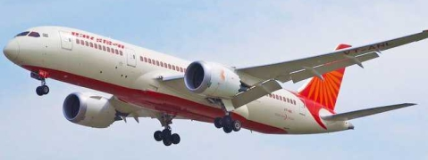 Air India flight to Frankfurt returns midway due to technical snag