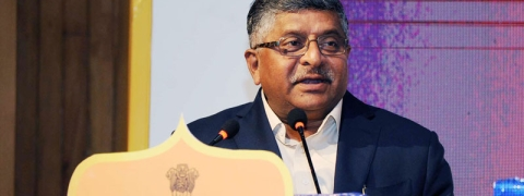Indian economy to reach three-trillion dollar: Ravi Shankar Prasad