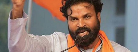 If Pakistan bombed India nobody will perish except Rahul: Sriramulu