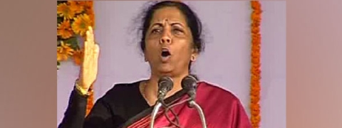 AK-203 to be manufactured in Amethi, exported to other countries: Sitharaman