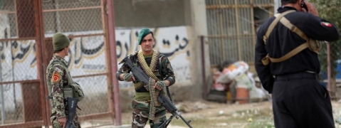 Afghan: 40 killed in army base clashes