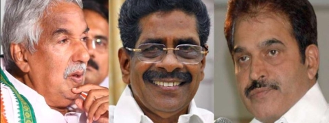 Chandy, Venugopal and Mullappally not to be in poll fray