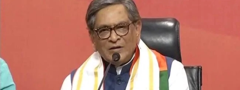 I am part and parcel of BJP: S M Krishna