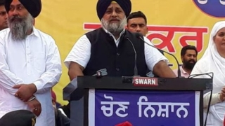 Sukhbir announces Jagir Kaur as SAD candidate from Khadoor Sahib