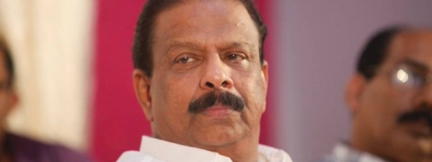 Cong leader Sudhakaran to be candidate from Kannur
