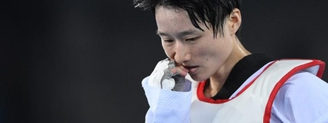 Wu Jingyu takes third straight win at Taekwondo German Open