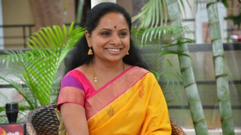 Second turn for Kalvakuntla Kavitha at Nizamabad