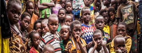 DRC : Children suffering from acute malnutrition, says UNICEF