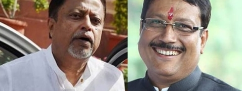 Meeting between BJP leader and Sabyasachi Dutta kicks up row in Bengal