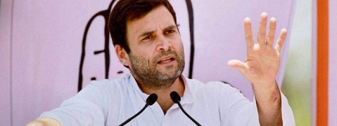 Rahul to launch election campaign in Karnataka on Monday
