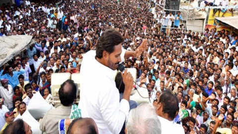 YSRCP chief Jagan pledges to solve people's problems