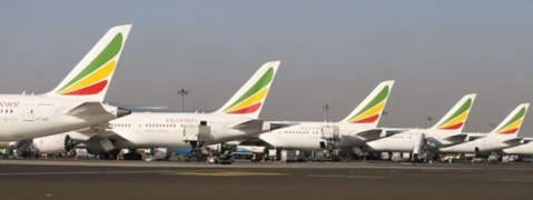 Ethiopian Airlines temporarily suspends Boeing 737 MAX 8 fleet after crash