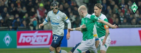 Bremen upset Schalke 4-2 in German Bundesliga