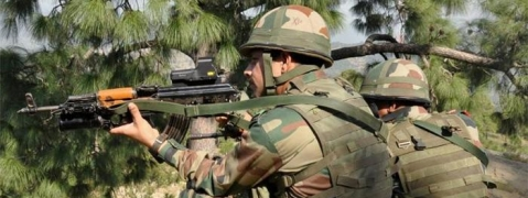 Pak violates ceasefire twice in a day, jawan martyred on LoC