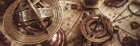 Vasco da Gama's astrolabe  discovered