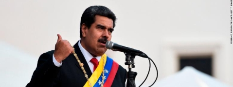 'Electric energy war' declared by US will not succeed: Venezuelan President
