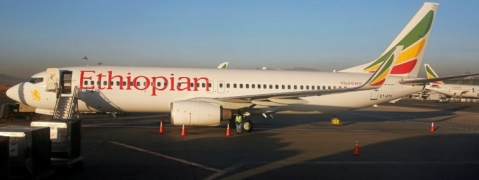 US expresses condolences over Ethiopian airline crash