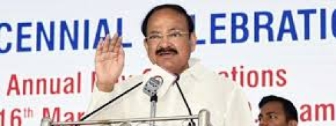 India becomes largest provider of generic drugs globally : Venkaiah