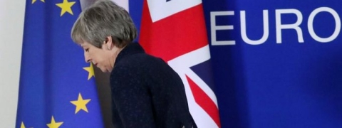 Two-week Brexit reprieve for May