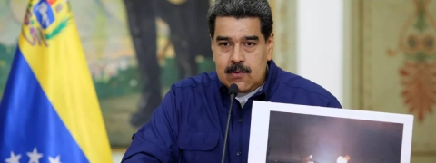 Venezuelan president declares victory after end of blackout
