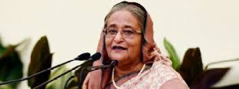 Indo-Bangla ties role model for world, says Hasina