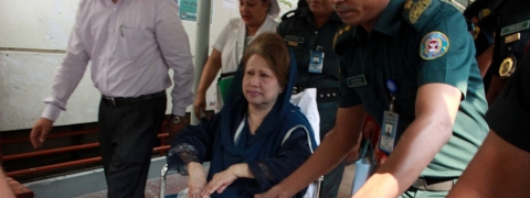 Khaleda Zia to undergo health checkup soon