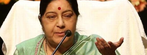 Sushma seeks report on abduction of Hindu girls in Pak