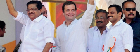 Rahul on two-day visit to Kerala