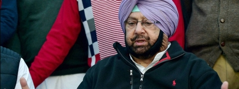 Amarinder urges Centre to get back historic materials of Golden Temple