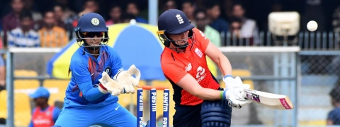 India loses first T20 by 41 runs