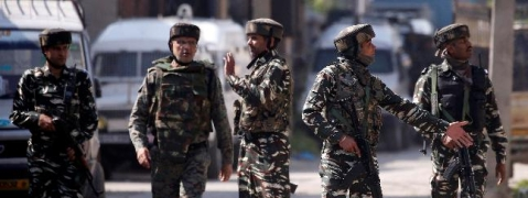 Tral encounter: Security forces resume operation against holed-up militants