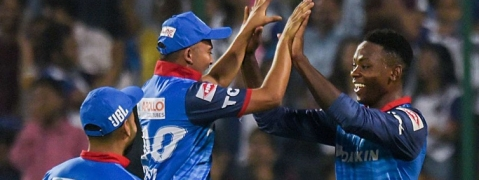 IPL: Delhi Capitals beat Kolkata Knight Riders by three runs in super over