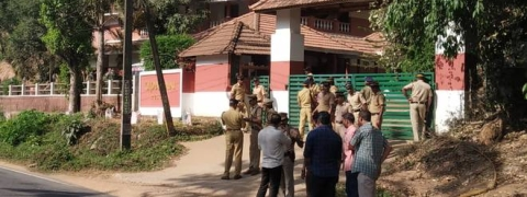 Maoist-Police encounter: Resort staff say cops fired first