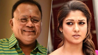 DMK suspends Radha Ravi for comments on Nayanthara