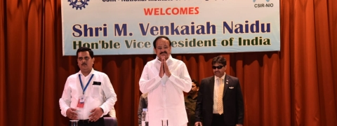 Prevent degradation of ocean and its ecosystem: Vice President