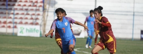 SAFF Women C'ship: Indian women sail into semis