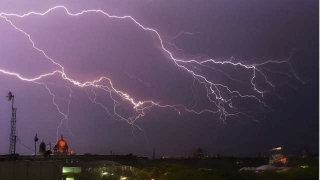Thunderstorm with lightning likely in parts of Madhya Pradesh