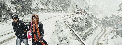 Himachal braces for rain and snow