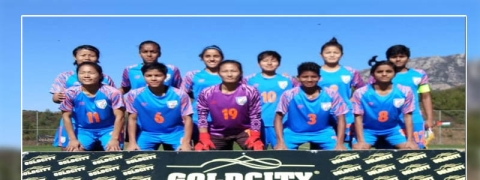 India put 10 past Turkmenistan in Turkish Women's Cup