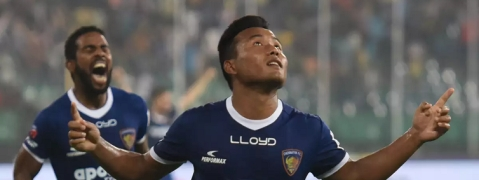 Chennaiyin FC ride on Jeje Lalpekhlua strike to secure group stage spot