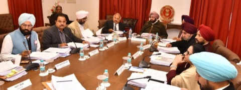 Punjab cabinet approves new excise policy
