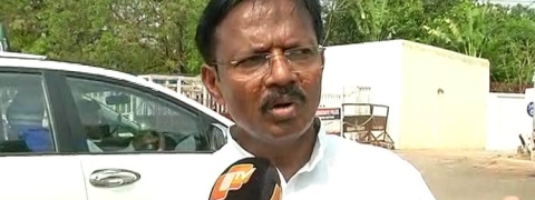Sitting BJD MP Balbhadra Majhi quits party