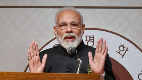 'I believe TDP will be defeated': Modi