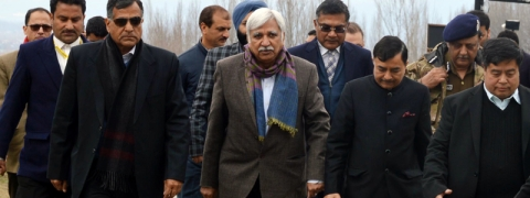 EC team in J&K to review preparedness, schedule for LS polls soon