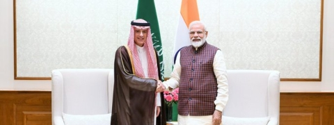 India & Saudi Arabia to work together against all terrorists