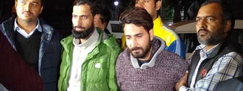 JeM militant arrested in Delhi